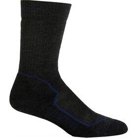 Icebreaker Hike+ Medium Crew Socks Herr jet/planet/black